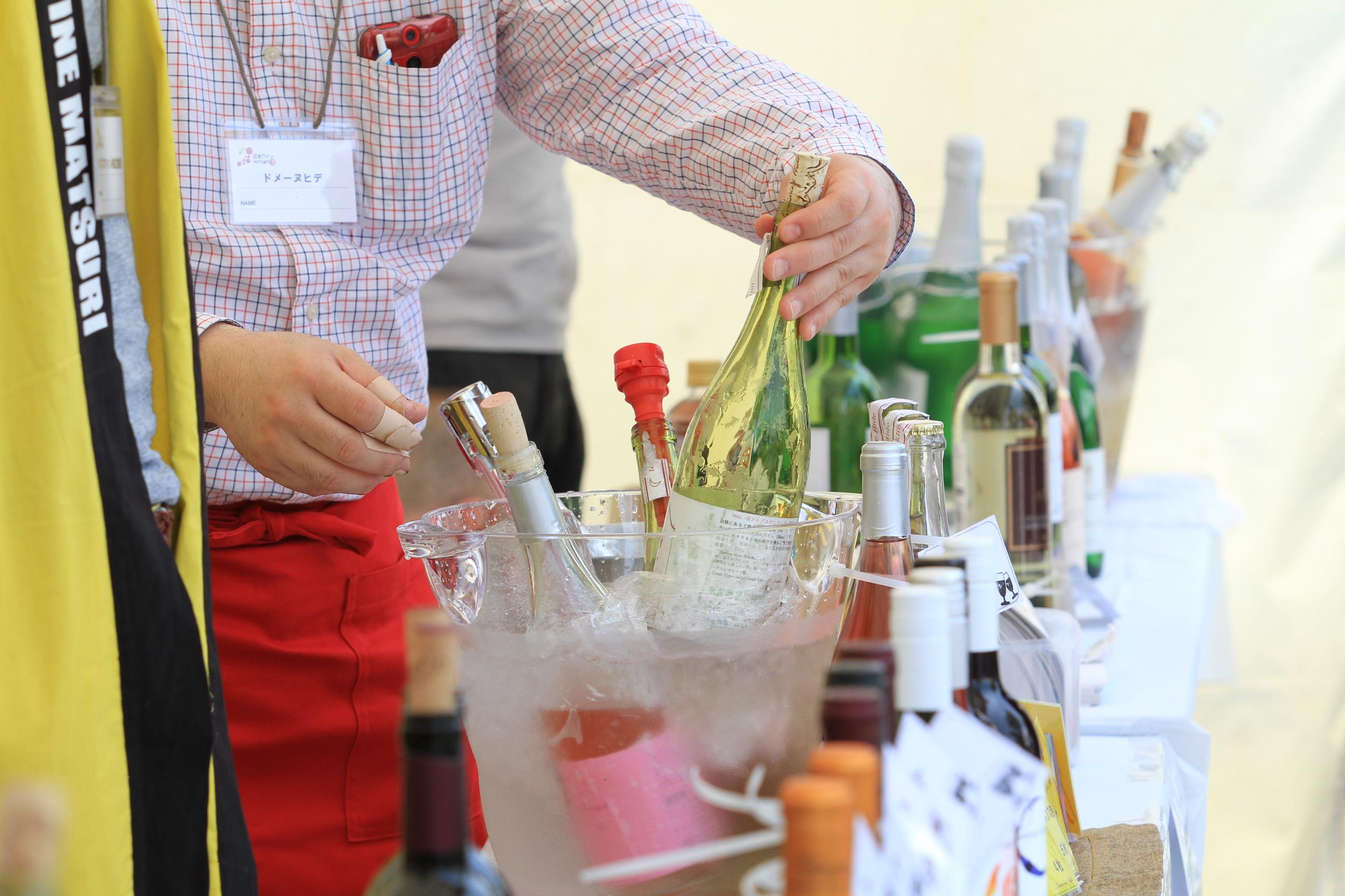 日本ワイン祭4